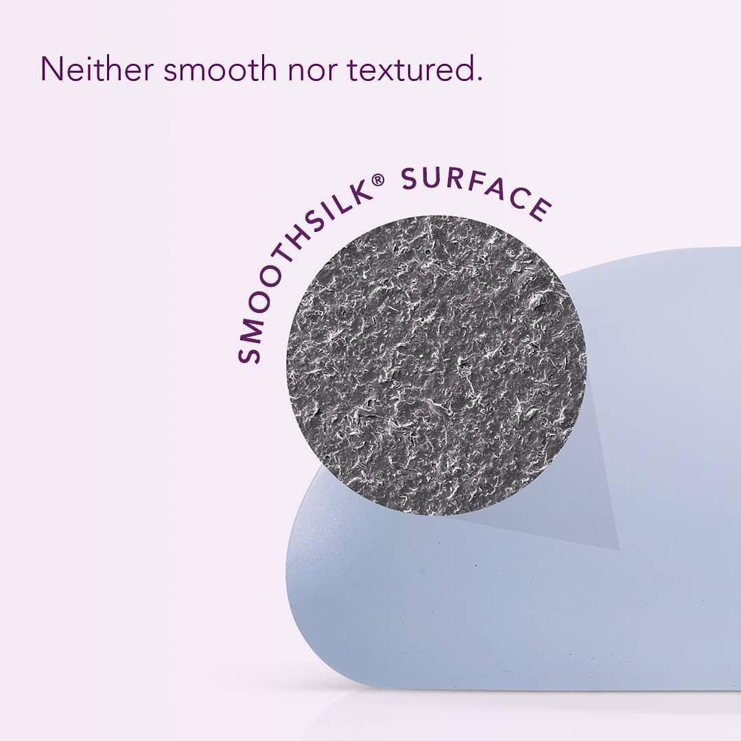 smooth silk surface - motiva