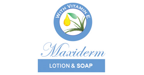 maxiderm lotion an soap