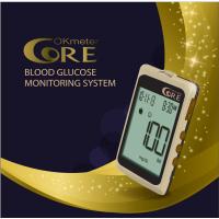 ok meter core blood glucose monitoring system